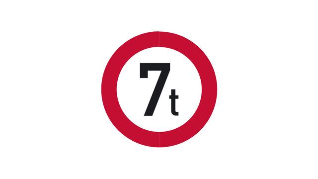 Informācija par ceļu aizlieguma zīmju uzstādīšanu Maļinovas pagastā