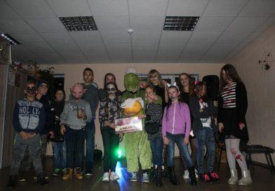 Helovīns Maļinovas jauniešu centrā