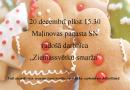 PIPARKŪKU DARBNĪCA MAĻINOVĀ
